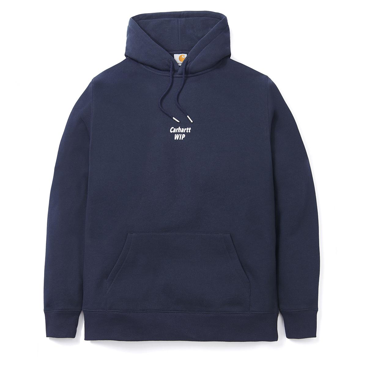 Hooded Retro Sport Sweatshirt
