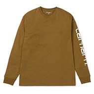 L/S Script Left T-Shirt