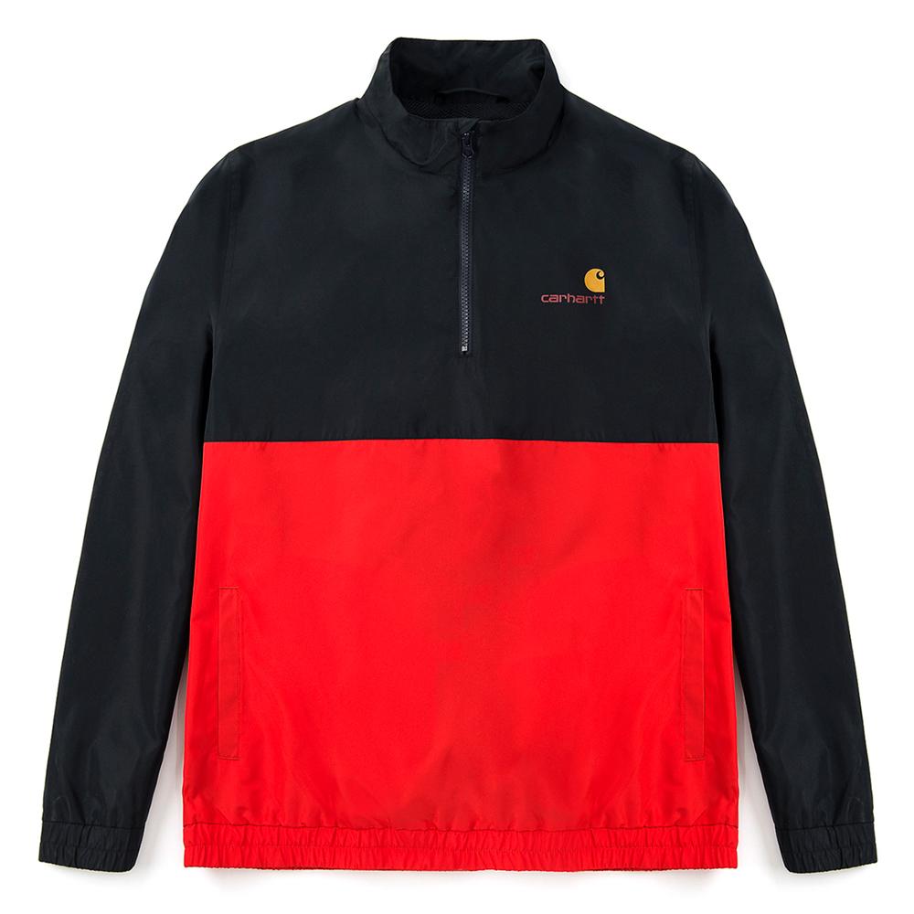 American Script Half Zip Jacket