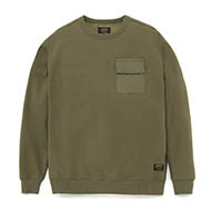 Military Pocket Sweat