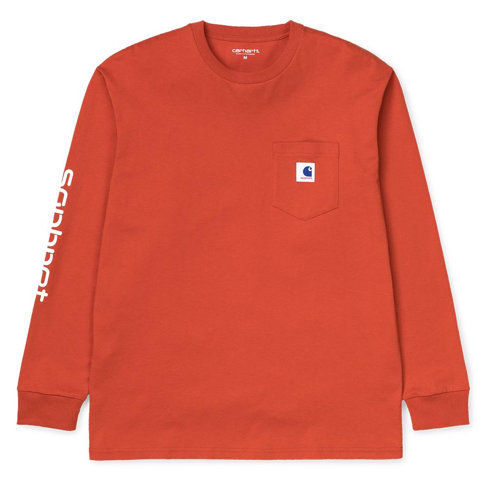 SOPH 20 L/S Pocket T-shirt