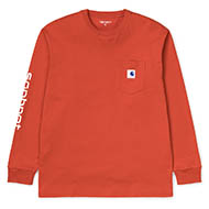 SOPH 20 L/S Pocket T-shirt