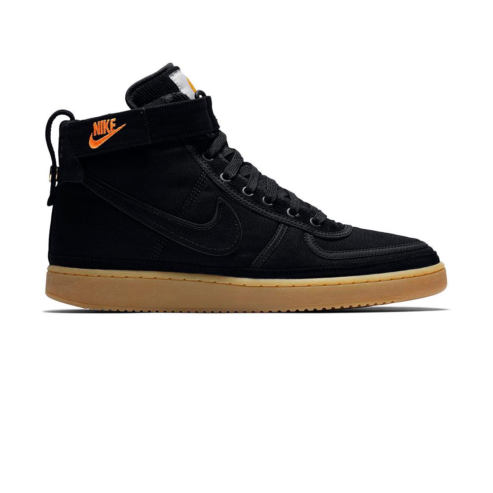 Carhartt WIP x Nike Vandal Hi - Black/Black-Gum