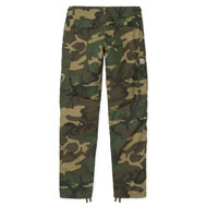 Camo Laurel rinsed