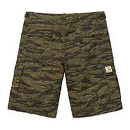 Aviation Short Columbia Camo Tiger, Laurel