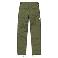 W' Aviation Pant Columbia Rover Green Rinsed