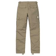 W' Aviation Pant Columbia Leather Rinsed