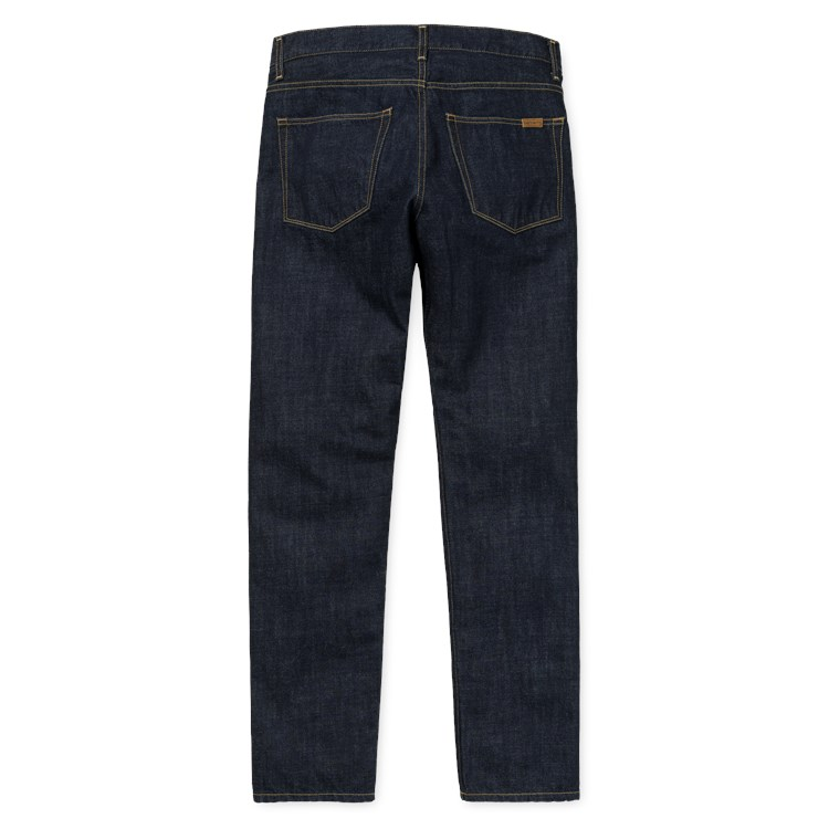 Vicious Pant Edgewood Blue Rinsed