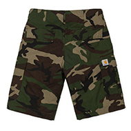 Regular Cargo Short Columbia Camo Green