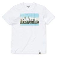 X' S/S Detroit Skyline T-Shirt- Asst