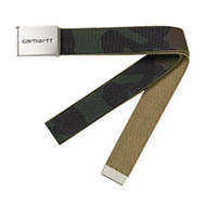 Clip Belt Chrome Camo Laurel