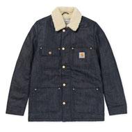 Fairmount Coat Edgewood Blue Rigid