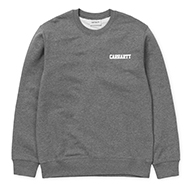 College Script Sweatshirt