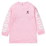Carhartt WIP x PAM W' LS Radio Club Athens T-Shirt