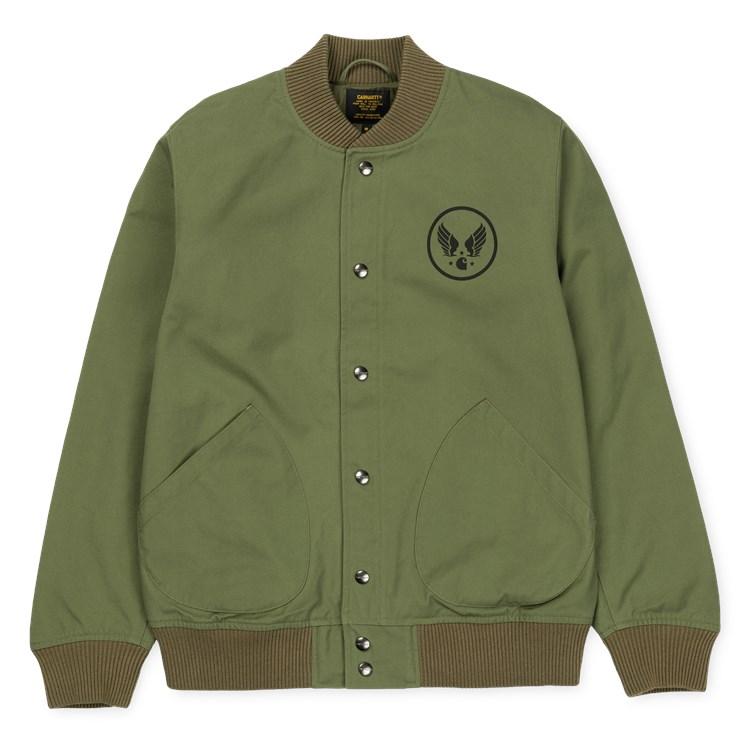 Loop Emblem Jacket