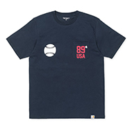 S/S USA Sports Pocket T-Shirt