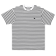 Champ Stripe, Black /W/ Black