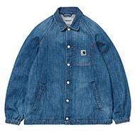 W' Diamond Coach Jacket
