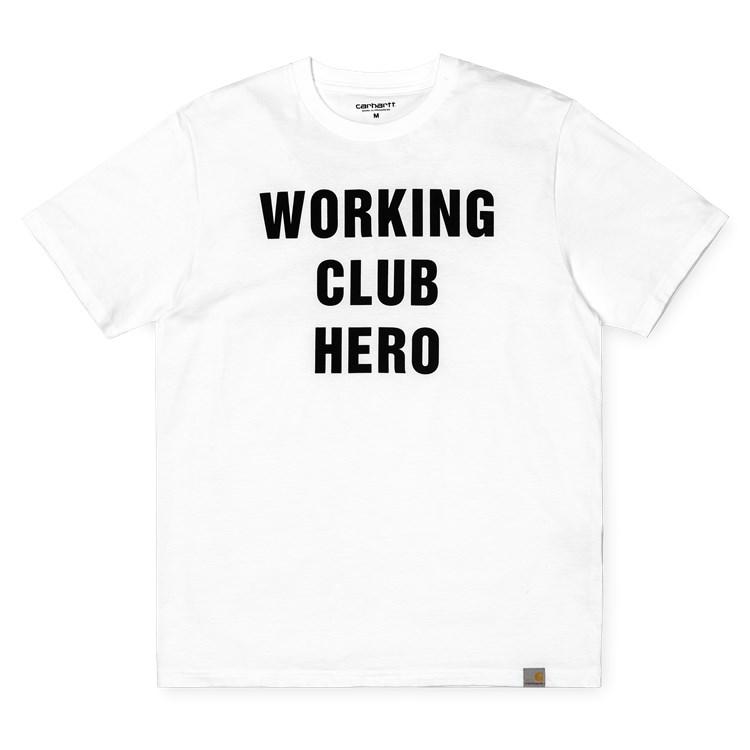 S/S Working Club T-Shirt