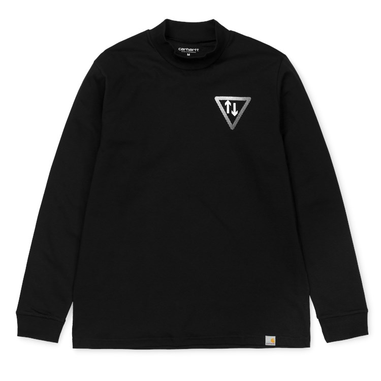 L/S Highneck Wish T-Shirt