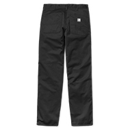 Carhartt WIP x UR Simple Pant Black Rnsed L32