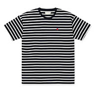 Stripe, Dark Navy/Wax/Red