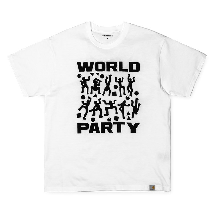 S/S World Party T-Shirt