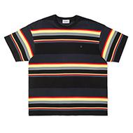 Sunder Stripe,Blk/Dnavy