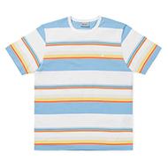 Sunder Stripe, Wax/White