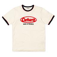 S/S Ringer Oval T-Shirt