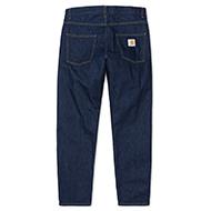 Newel Pant Milton Blue Rinsed