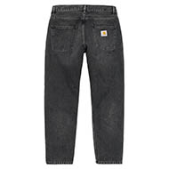 Newel Pant - Black rock washed