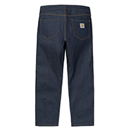 Toledo Pant Blue Rigid