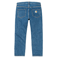 Toledo Pant Blue Stone Washed