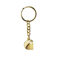C Ramp Keychain