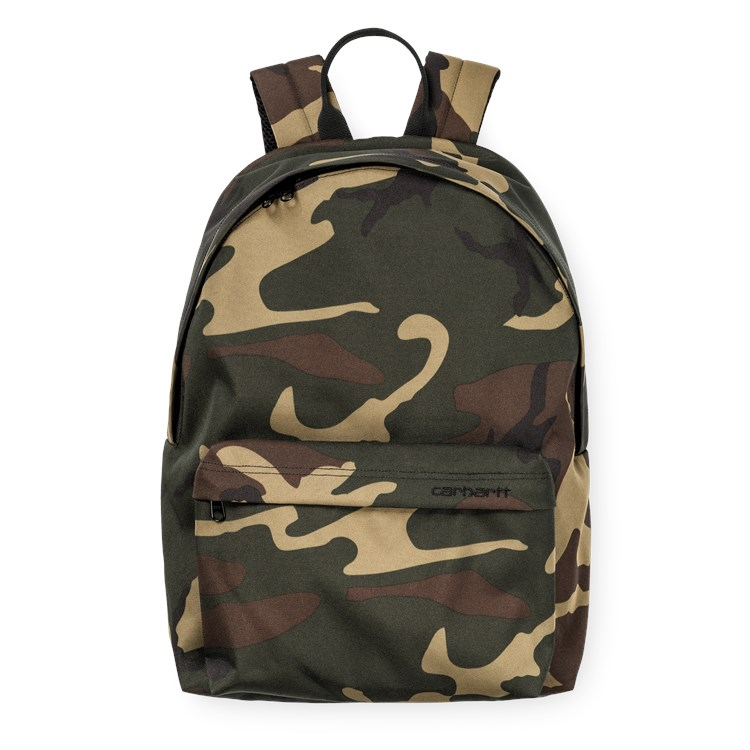 Payton Backpack Camo Laurel/Black