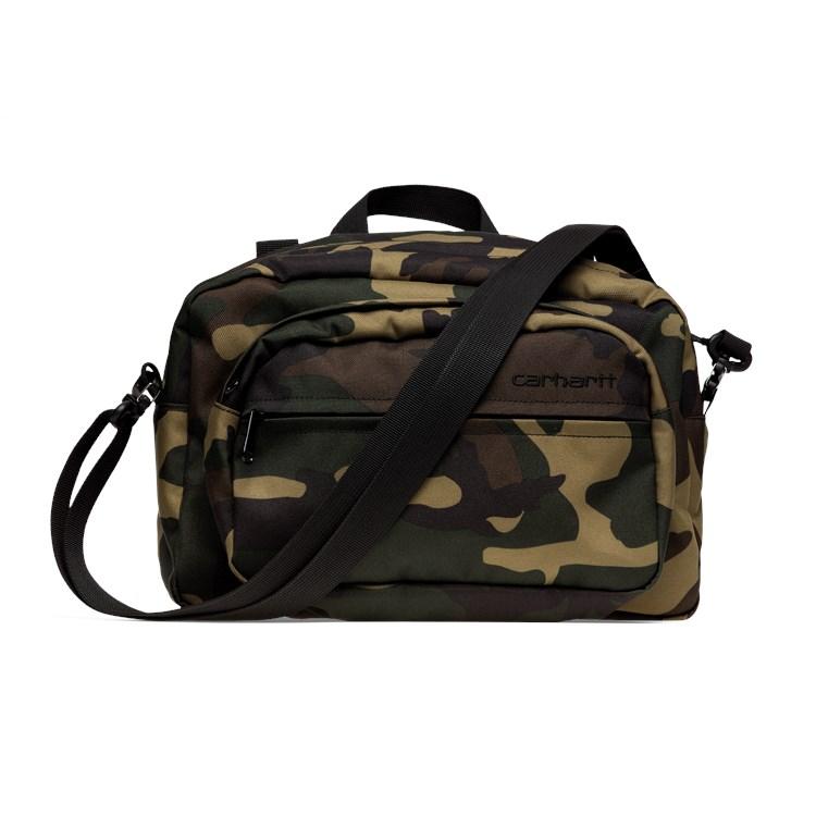 Payton Shoulder Bag Camo Laurel/Black