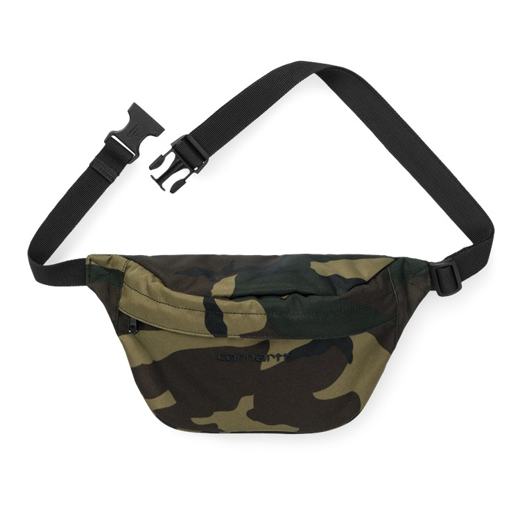 Payton Hip Bag Camo Laurel/Black