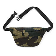 Payton Hip Bag Camo Laurel/Black