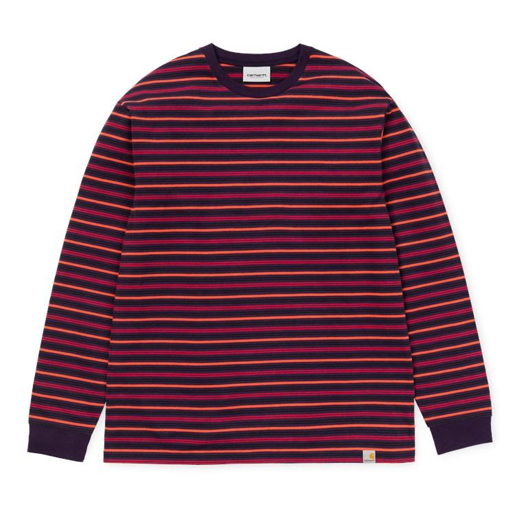 L/S Korte T-Shirt