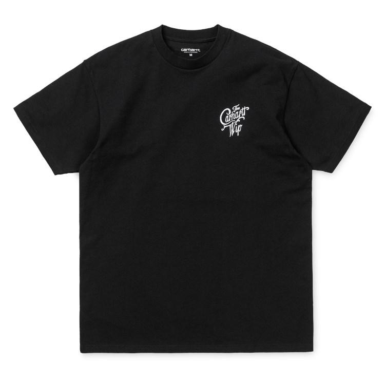 S/S Jack Script T-Shirt