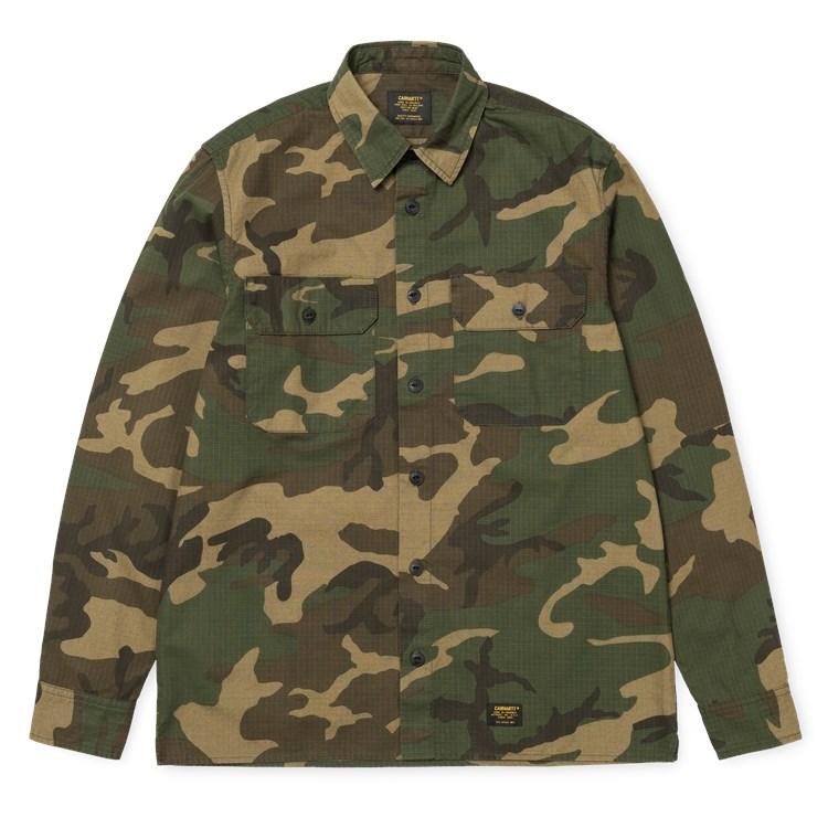 L/S Mission Shirt Columbia