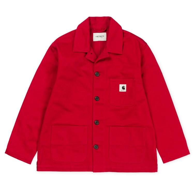W' Menson Coat Jasper