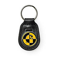 Crash Test Key Holder