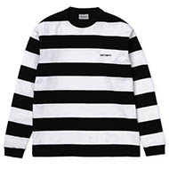 Stripe, Black / White