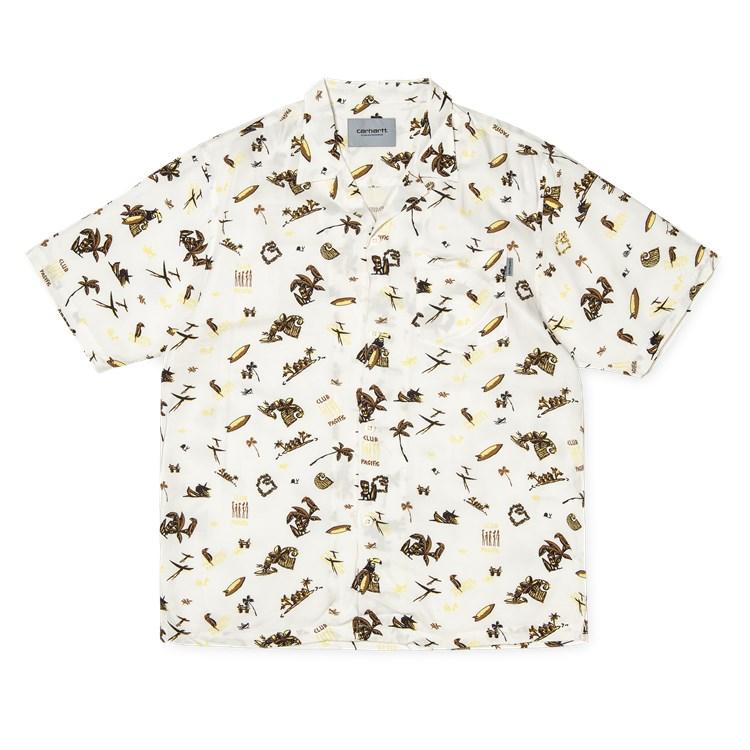 W' S/S Club Pacific Shirt
