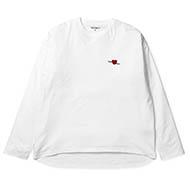 W' L/S Ann Heart T-Shirt