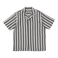 Esper Stripe, Black / Wax