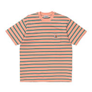 Houston Stripe, Peach
