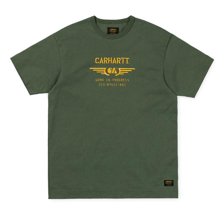 S/S CA Wings T-Shirt